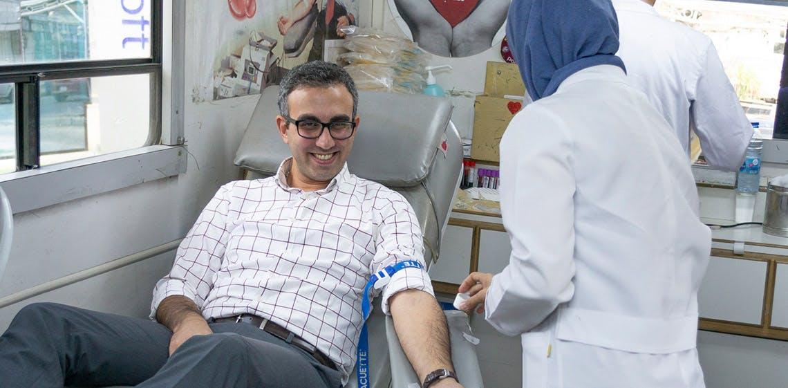 Salvar Vidas uma Gota de Cada Vez - Doação de Sangue, 2018