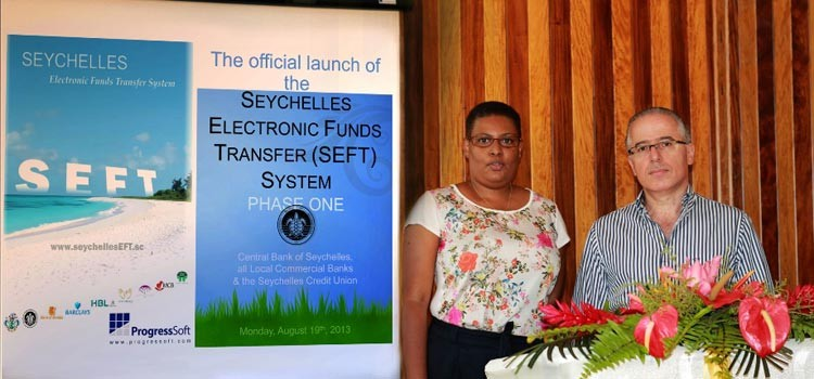 The Central Bank of Seychelles Runs Live ProgressSoft's Electronic Fund Transfer Solution