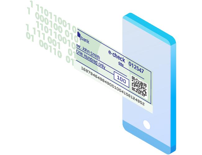 Prompt e-Check