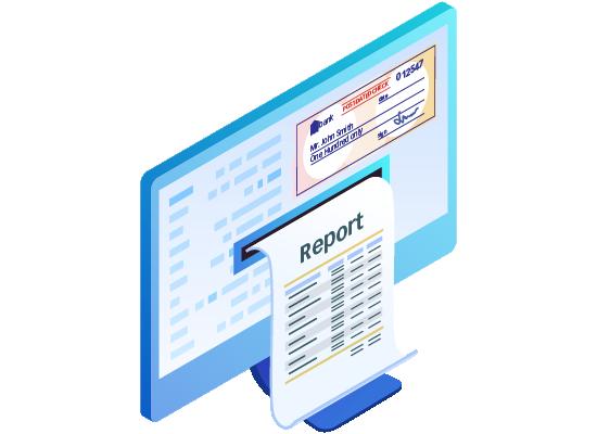Módulo de relatórios