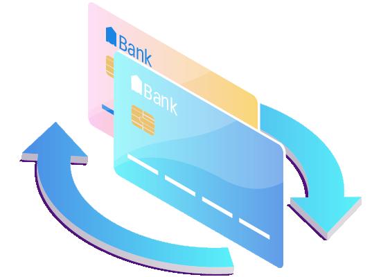 銀行卡管理
