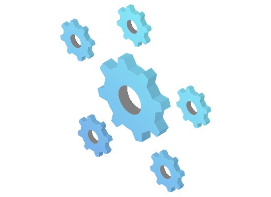 Modulares Design