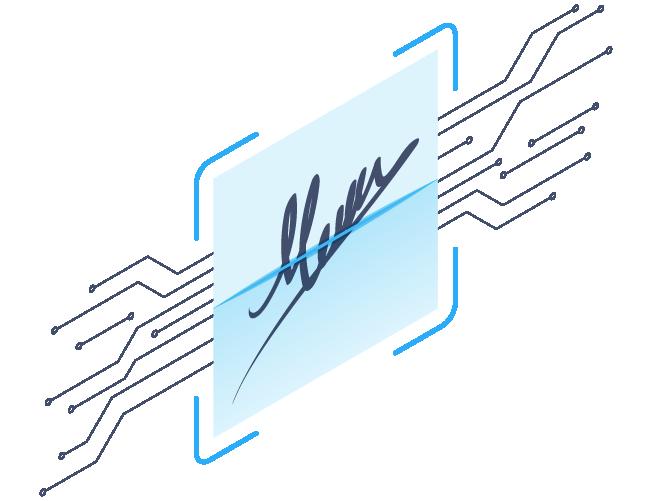 Vérification et reconnaissance de signature